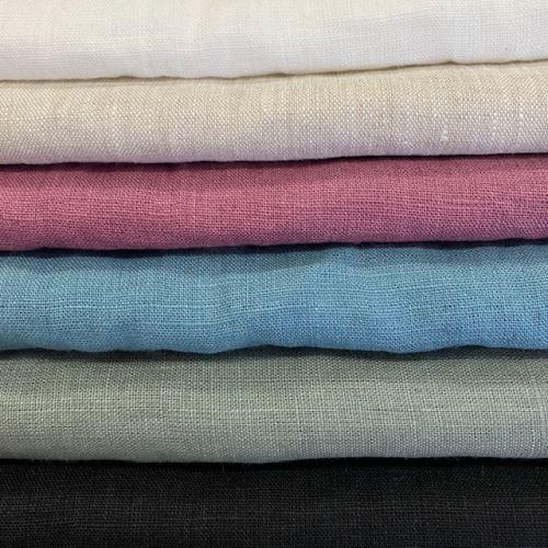 Aesthetic Lněná plážová deka, osuška - MIX barev a velikostí - 100% len, gramáž: 245 g/m2 Rozměr: 150x200 cm, Barva: Smetanovo - bílá
