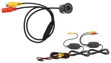 Compass Parkovací kamera INSERT bezdrátová s LED přísvitem 33592