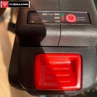 Widmann WM-IW36V: Akumulátorový rázový utahovák 36V 4,0 Ah