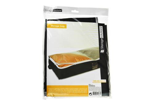 Úložný ochranný obal na oblečení 100 x 45 x 16 cm - 8719202164671