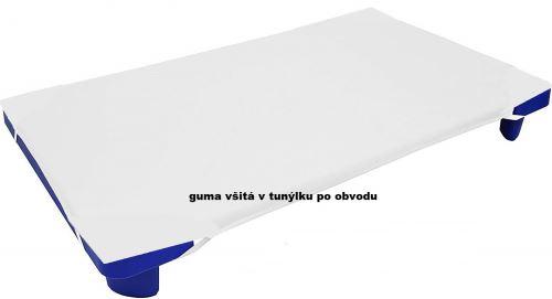 VERATEX Froté prostěradlo na lehátko   60x133 cm-obvodová guma