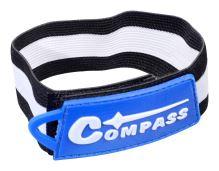 Compass Bike Pružný cykloupínač BLUE 12207