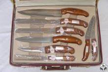 Royalty-Line RL-K25LB, Sada 25 nožů Set 25 pieces knives