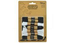 Tkaničky do bot SHINY - Set 7ks - 8711295177026