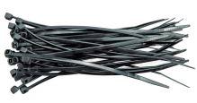 Vorel Páska stahovací 150 x 2,5 mm 100 ks černá TO-73893