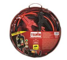 Startovací kabely 250 A s testerem Telwin
