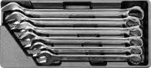 Yato Vložka do zásuvky - klíče očkoploché 22-32mm, 6ks YT-5532