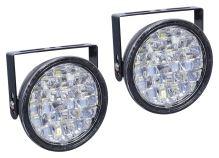 Compass Světla denního svícení kulatá 18 LED/12V 33541