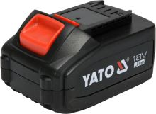 Yato Baterie náhradní 18V Li-Ion 4,0 AH (YT-82782, YT-82788,YT-82826, YT-82804) YT-82844