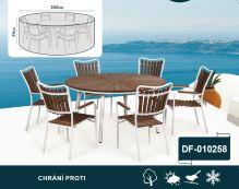 DIMENZA a.s. Ochranný obal na nábytek Typ obalu: Kulatý - DF-010258