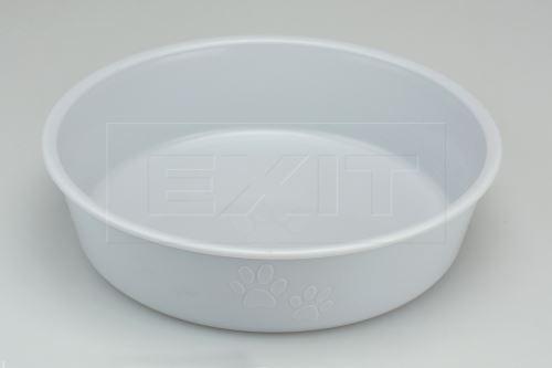 Protiskluzová plastová miska AMSTERDAM (21.5x5.5cm)