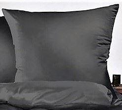 VERATEX Povlak na polštářek krep 50x70cm-zip (černé)