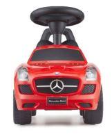 Odrážedlo  Mercedes sls červená
