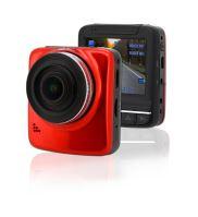 """Compass Kamera do auta Full HD 2,4"""" červená GPS 33613"""