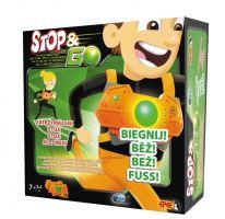 Epee stop & go - agenta závod - interaktivní hra