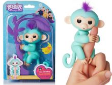 Zoe monkey fingerlings interaktivní hračka