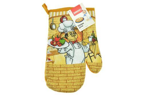 Kuchyňská chňapka (27x17 cm) - COOK II - 8591022401330