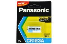 Baterie Lithium Photo Panasonic 3V CR123A - 4984824348554
