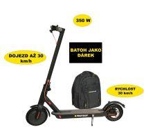 PROTECO - 62.EK-350-BATOH - elektrokoloběžka 350 W s batohem