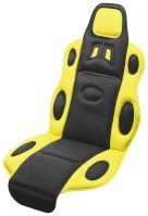 Compass Potah sedadla RACE černo-žlutý 31653