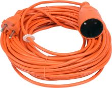 Vorel Kabel prodlužovací 20 m oranžový TO-82673