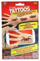 Tattoos magic tatts - interaktivní 3D tetování