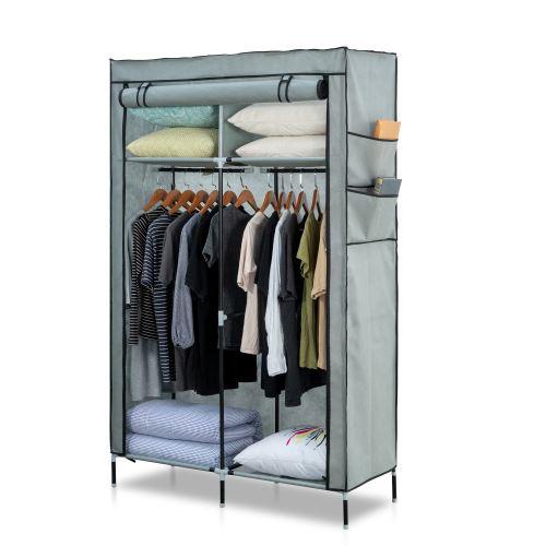 Herzberg HG-8012: Úložná skříň šedá