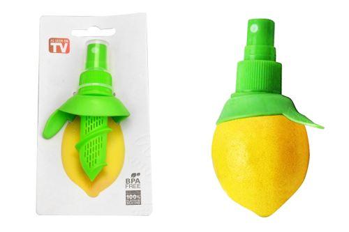Sprej na citron - Zelený (10cm) - 8657988010181