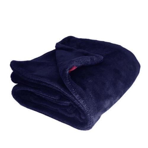 Aesthetic Deka zimní oboustranná -150x200cm Barva: 356 - modrá tmavá