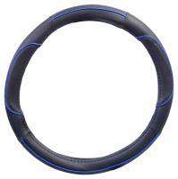 Compass Potah volantu WAVE modrý 31429