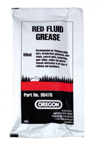 Oregon Mazací tuk červený 50ml - vodící lišty (90476)
