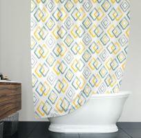 VERATEX Koupelnový závěs 180x200 cm dlaždice