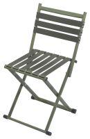 Cattara Židle kempingová skládací NATURE s opěradlem 13437