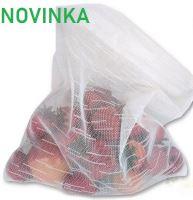 VERATEX Pytlíky na pečivo, zeleninu a ovoce 30x35cm (balení 1ks) zapínání na zip