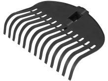 PROTECO - 10.85-1000-P13 - hrábě na trávu a listí plastové 13-zubé bez násady