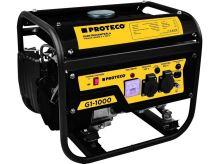 PROTECO - 51.08-G1-1000 - elektrocentrála 1-fázová 1000W (AC 2x230V, DC 1x12V)