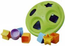 Vhazovací hračka - tvary