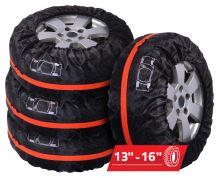 Compass Návlek na pneu 4ks (R13-R16) 05942