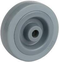 Kolo pro kaučuk Ø100 mm/70 kg/Ø12 mm
