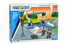 Stavebnice 0472, 96 dílků City Police