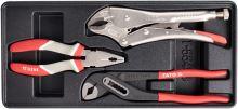 Yato Vložka do zásuvky - kleště  siko, kombinované, samosvorné YT-55463
