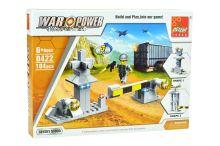 Stavebnice 0422, 104 dílků War Power