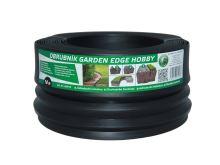 zahradní obrubník GARDEN EDGE HOBBY 10 m černý