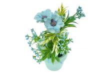 Dekorativní květina (16cm)