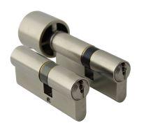 Cylidrická vložka WILKA 1400+1405 B 50/55+50/55G 6kl.barva stříbrná