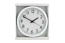 Kulaté nástěnné hodiny, 20cm