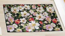 VERATEX Koberec - běhoun 80x120cm květy