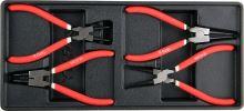 Yato Vložka do zásuvky - kleště na ségrovky 4ks, CrV YT-55443