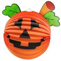 Lampion Halloween - dýně 25 cm (8590687011229)