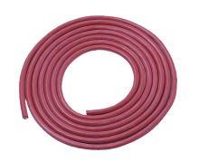 silikonový kabel KARIBU 2,5 mm / 3 m pro kamna (13365)